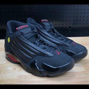 "the best attitude 6bf0c 02af9 Jordan Shoes - Nike Air Jordan XIV 14 Bred Retro "" LAST SHOT"""